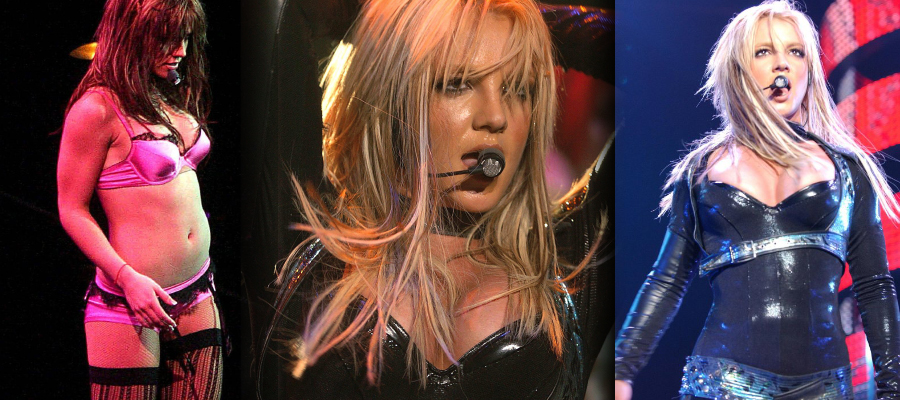 Britney Spears The Onyx Hotel Tour 1080p FULL HD Videos