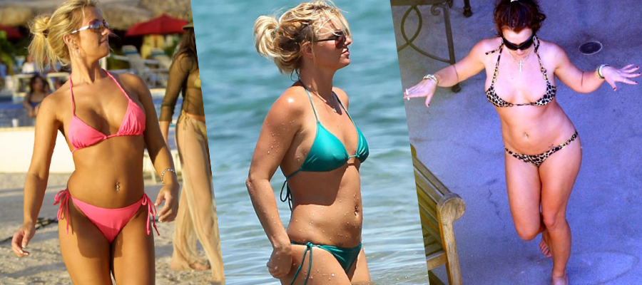 Britney Spears Various Appearances High Resolution Picture Pack