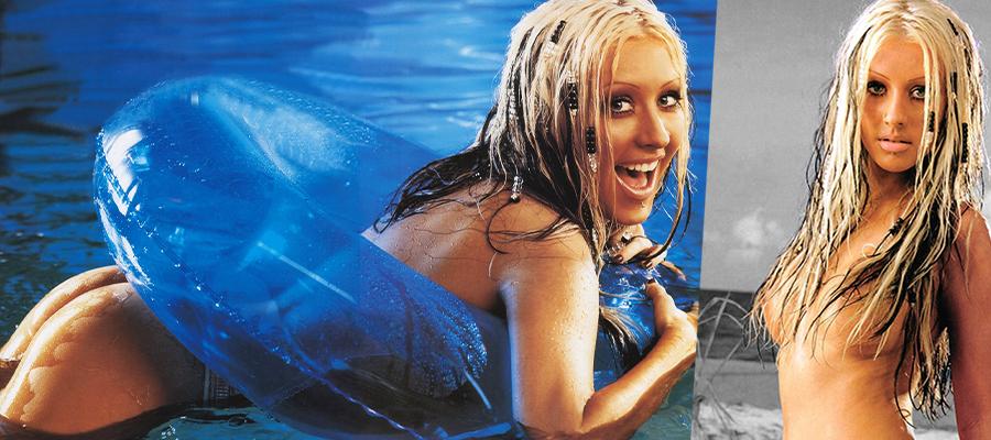 Christina Aguilera Sexy High Resolution Photos Collection