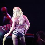 Britney Spears Sexy Oufit From Circus Tour HD Video