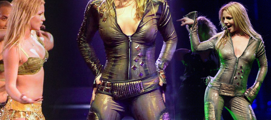 Britney Spears Dream Within A Dream Tour HQ Videos