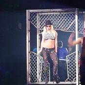Britney Spears Hot Dancing From Circus Tour HD Video