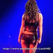 Britney Spears Sexy Lingerie Striptease From Circus Tour HD Video