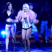 Britney Spears Epic Ass Show On Circus Tour HD Video
