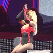 Britney Spears How I Roll Very Sexy Live From Femme Fatale Tour HD Video
