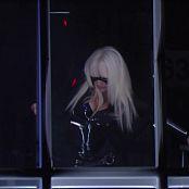 Christina Aguilera Medley In Shiny Latex Live VMA FULL HD Video