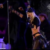 Christina Aguilera Infatuation Live Winter Olympics Video