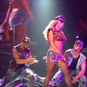 Britney Spears Hit Me Baby Live Femme Fatale Tour HD Video