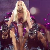 Britney Spears Medley From Femme Fatale Tour Bootleg HD Video