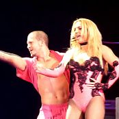 Britney Spears How I Roll Live Montepellier Arena HD Video