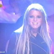 Jessica Simpson Irresistible Live UK SMTV 2001 Video