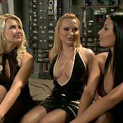 Katja Kassin, Anikka Albrite and Anissa Kate Kinky Anal Lesbians HD Video