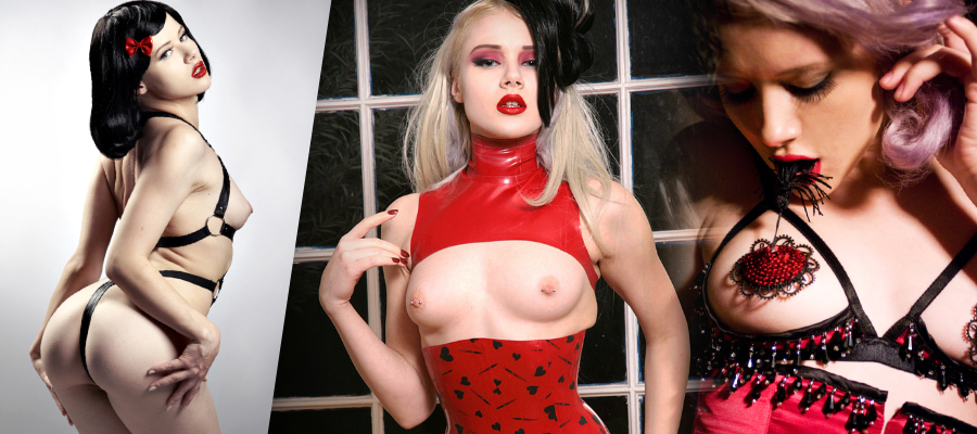 Miss Mosh Huge Photo Sets Collection Siterip