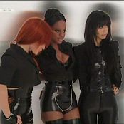 Sugababes Sexy Latex Photoshoot Video