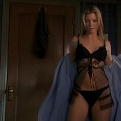 Amy Smart Sexy Black Lingerie Video