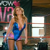 Carmen Electra Sexy Dancing In Shiny Outfit Video