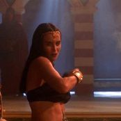 Lucy Lawless As Xena Stripping Video