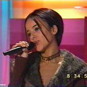 Alizee Moi Lolita Live TV POL 2001 HQ Video
