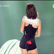 Alizee The Famous Butt Rotation Video