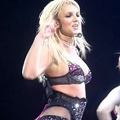 Britney Spears Sexy Close Up In Lingerie And Fishnets Circus Tour HD Video