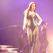 Britney Spears Do Something Live Piece of Me Tour HD Video