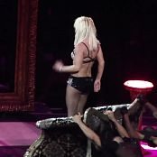 Britney Spears Get Naked Live Circus Tour Bootleg HD Video