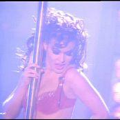 Carmen Electra Go Go Dancer Music Video