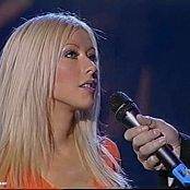 Christina Aguilera I Turn To You Live Musica Si With Interview Video