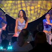 Christina Milian AM To PM Live SMTV 2002 Video
