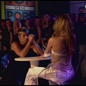 Holly Valance Down Boy Live TOTP 2002 Video