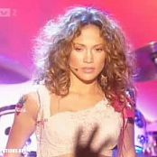 Jennifer Lopez Aint It Funny Live CDUK 2002 Video