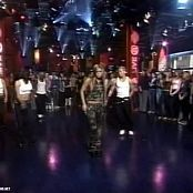 Jessica Simpson I Never Live Talkshow 2001 Video