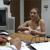 Young Kayla Marie Gets Fucked On Her Job Interview Video