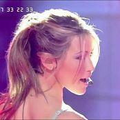 Rachel Stevens Funky Dory Live BBC Children In Need 2003 Video