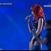 Rihanna We Ride Live In Russia Video