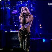 Shakira Whenever Wherever Live Roseland 2001 Video