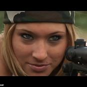 Kayla Marie Hot Blonde Teen Military Fuck Video