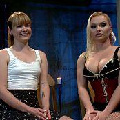 Katja Kassin VS Claire Robbins Kinky Anal Lesbians BDSM HD Video