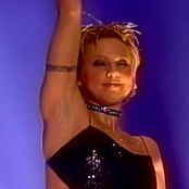 Spice Girls Spice Up Your Life Live Brit Awards 1998 Video