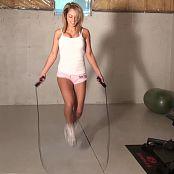 Nikki Sims Jump Rope Titties Bounce HD Video