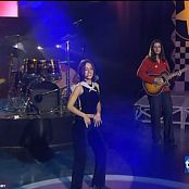 Alizee Jen Ai Marre Live Musica Si TVE Video