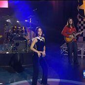 Alizee Jen Ai Marre Live Musica Si TVE Video