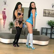 Aurelly Rebel And Billie Star 2 For 2 Group Sex HD Video