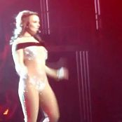 Britney Spears 3 Live Piece of Me Tour HD Video
