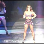Britney Spears Sexy Lingerie On Circus Tour HD Video