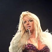 Britney Spears Sexy Lingerie From Circus Tour HD Video