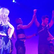 Britney Spears Freakshow Live Las Vegas Shiny Outfit HD Video
