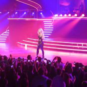 Britney Spears Freakshow Live Piece of Me Tour Hot Black Latex HD Video