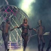 Britney Spears Work Bitch Live Circus Tour New Outfit HD Video