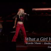 Christina Aguilera What a Girl Wants Live From NY 2000 HD Video